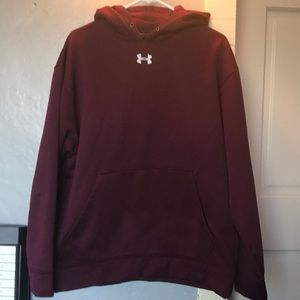 Under Armour Shirts - Men's under armor athletic hoodie